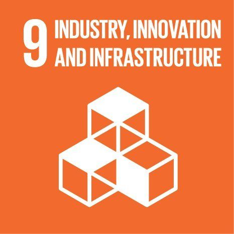 UN SDG 2030 9 - INDUSTRY, INNOVATION AND INFRASTRUCTURE